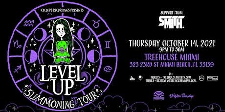 LEVEL UP @ Treehouse Miami tickets