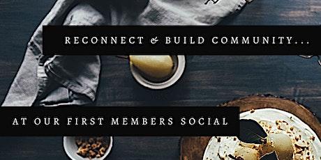 Green Hive Members Summer Social 2021 tickets