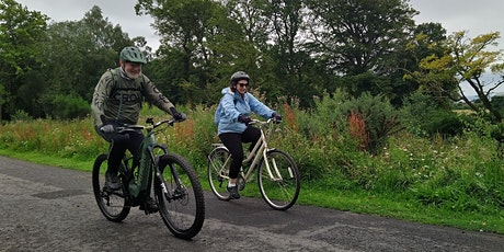 Social Bike Ride - Ravenscraig and Dunnikier Parks tickets