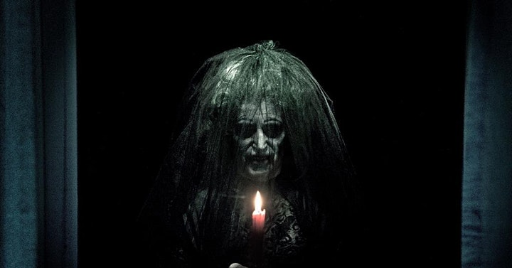 Cinema Under The Stars Double Feature:Poltergeist (PG) & Insidious (PG 13) 3