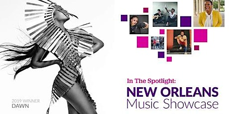 """New Orleans Music Showcase 