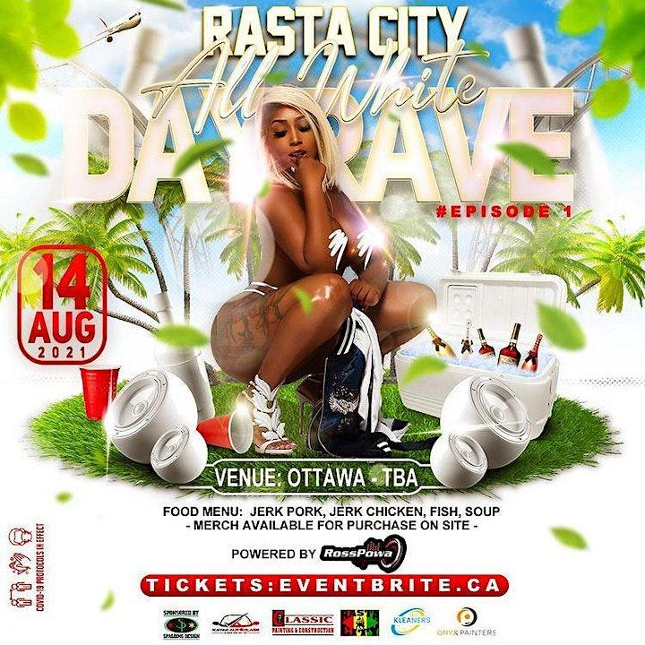 Rasta City Day Rave image