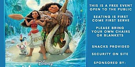Moana-Disney Movie in Rena Park tickets