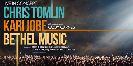 Chris Tomlin, Kari Jobe, & Bethel Music  - Orange Beach, AL tickets