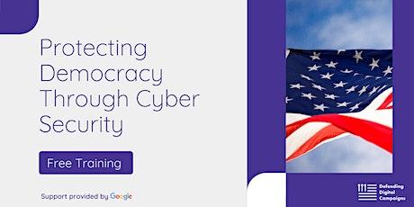 FREE Cybersecurity Training in Georgia and Alabama tickets