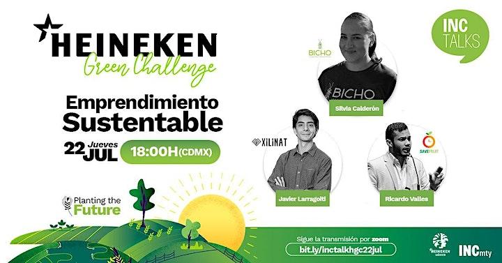 INCTALK - Emprendimiento Sustentable image
