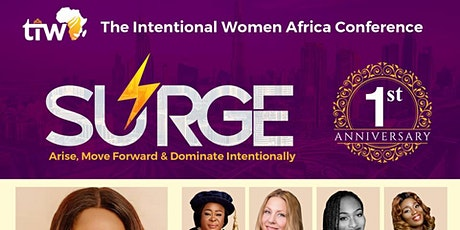 The Intentional Women Africa Conference tickets