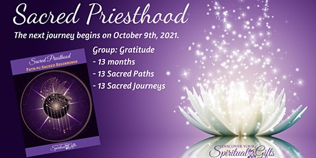 Mystery School - Sacred Priesthood - The Gratitude Group boletos