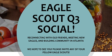 Atlanta Eagle Scout Q3 2021 Social tickets