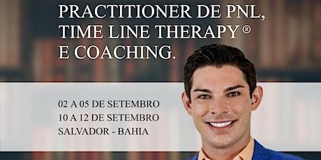 Certificação Internacional Practitioner em PNL, TLT® e Coaching ingressos