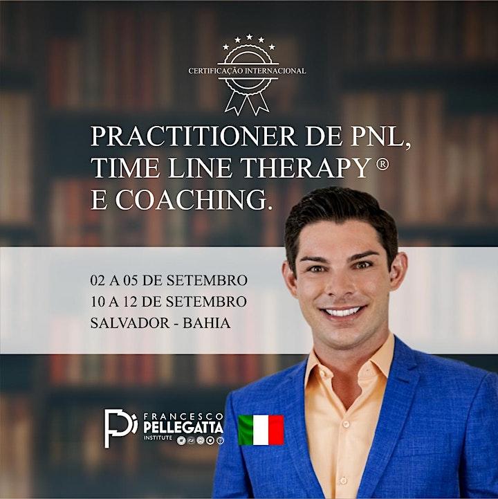 Imagem do evento Certificação Internacional Practitioner em PNL, TLT® e Coaching