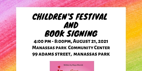 Children's Festival and Book Signing tickets