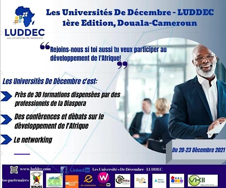 Les Universités De Décembre - LUDDEC image