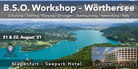 B.S.O. Workshop - Wörthersee Tickets