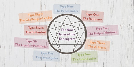 Discover Your Number - Enneagram Edition tickets