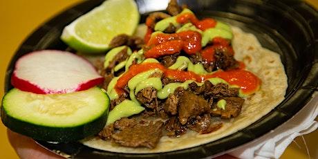 Art Talk: The Culinary Art of Tacos tickets