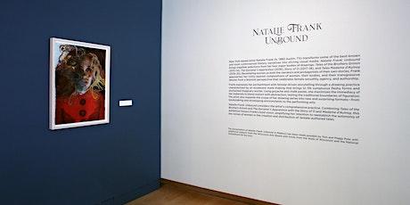 Artist Talk: Natalie Frank tickets