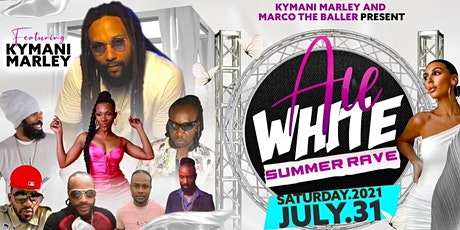 ALL WHITE SUMMER RAVE tickets