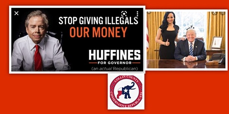 Don Huffines with Special Guest Katrina Pierson tickets