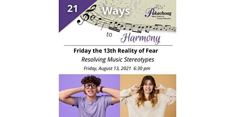 Friday The 13th: Fear & Stereotypes tickets
