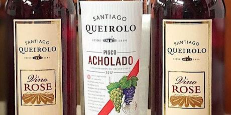CATB Liquor 1st Annual Queirolo Pisco & Wine Tasting tickets