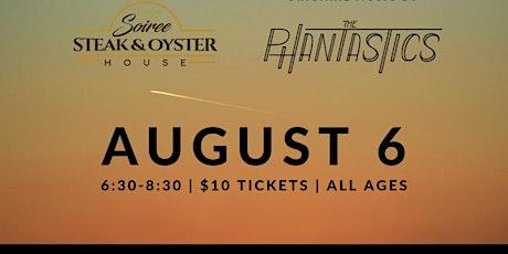 First Friday  SunSet Sounds  Featuring Phantastics tickets