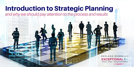 Introduction to Strategic Planning, with Shelagh Donnelly tickets