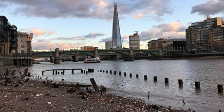 River Thames Foreshore Walk for Families and Children tickets