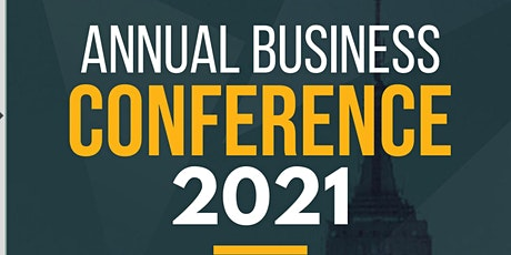 Annual Business Conference 2021 tickets