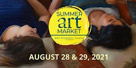 Art Students League of Denver Summer Art Market tickets