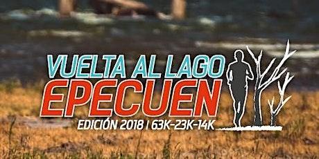 Vuelta Lago Epecuén 2021 entradas