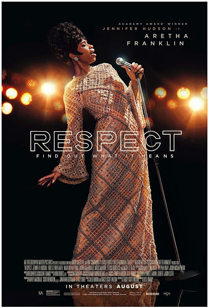 Dinner, Dancing & RESPECT Starring Academy Award® Winner Jennifer Hudson image