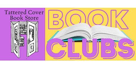 Denver 7 Book Club  August 2021 Meeting tickets