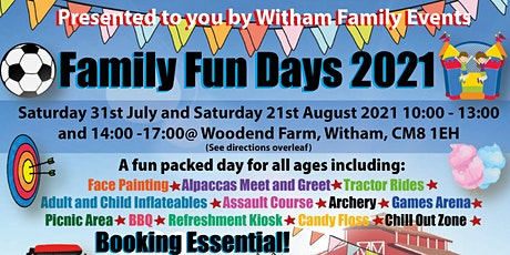 Witham Family Fun Day tickets