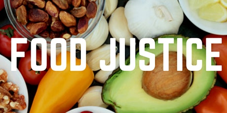 Food Justice Workshop tickets
