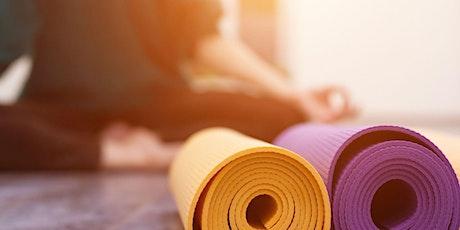 Wellness Club 2021 - Yoga with Trikona tickets