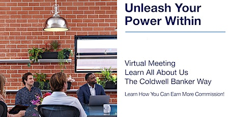 Unleash The Power Within - The Coldwell Banker Way tickets