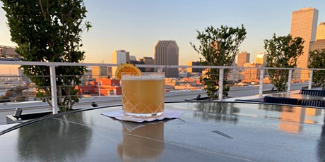 Music on the Roof for National Rum Day Happy Hour 4-6PM $5 drinks tickets