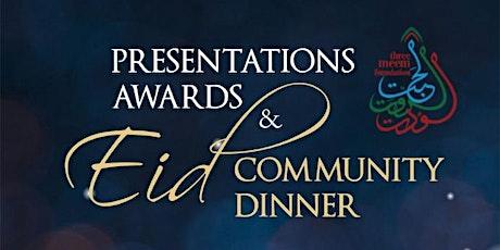 Three Meem Foundation . Presentation, Awards and Eid Community Dinner tickets