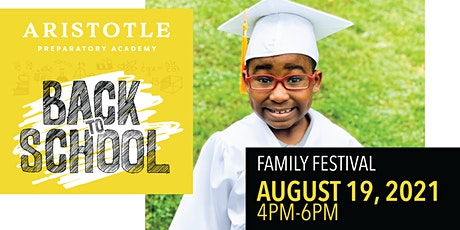 Back to School Family Festival tickets