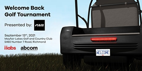 nabs & ABCOM Welcome Back Golf Tournament Presented by PS&Co. tickets