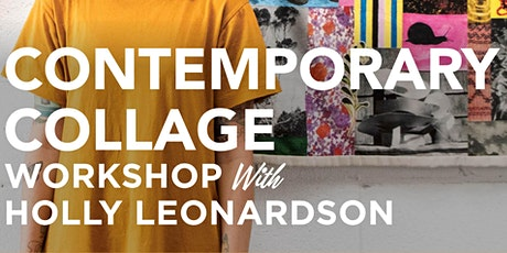Contemporary Collage workshop with Holly Leonardson tickets