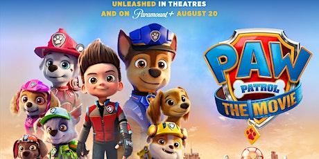 Paw Patrol Movie | Meet & Greet | Kids Concession tickets