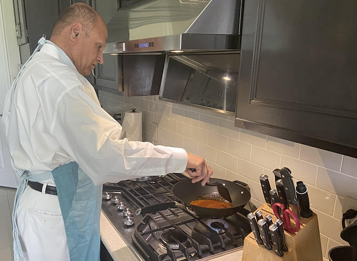 Indian Cooking Class with Chef Bill image