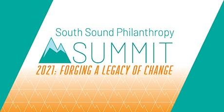 2021 Annual South Sound Philanthropy Summit tickets
