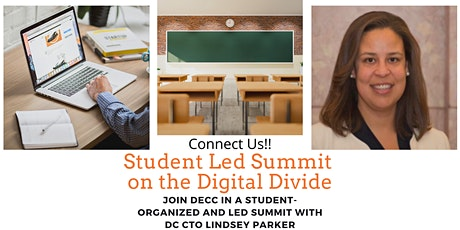 Connect Us! Student-Led Summit on the Digital Divide - August 5, 2021 tickets