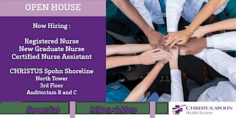 CHRISTUS Spohn Shoreline Hospital Corpus Christi - Open House Invitation tickets