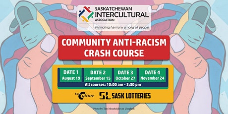 Community Anti-Racism Crash Course tickets