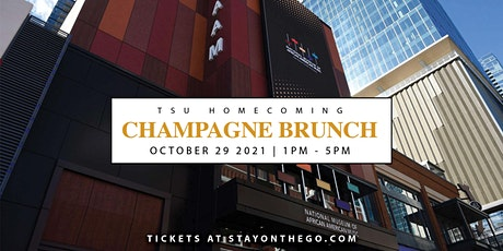 TSU Homecoming Champagne Brunch @ NMAAM tickets