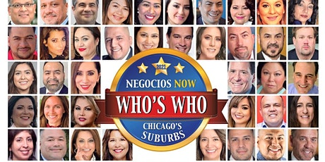 Negocios Now Who's Who Celebration Gala Event tickets